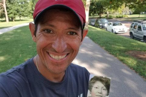 Marine, marathoner: 'Sometimes I'm running from my problems'