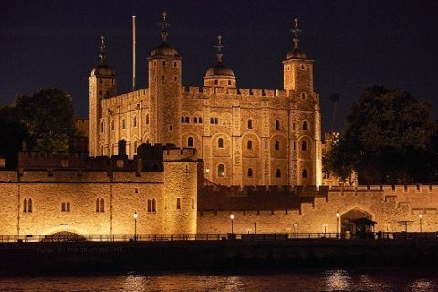 500-year-old skeletons found in the Tower of London