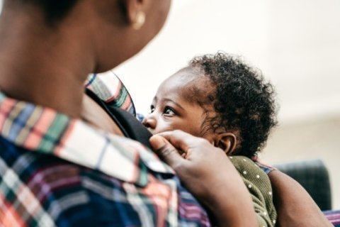 Breastfeeding benefits mom, baby and the environment