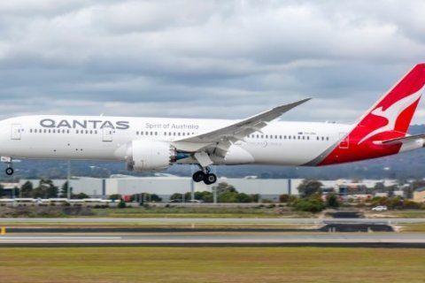 Qantas flight from NY to Sydney will mark world's longest nonstop flight