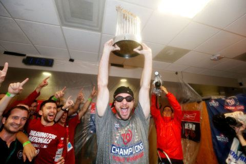 FAQs: What to know about the Nationals' championship celebration