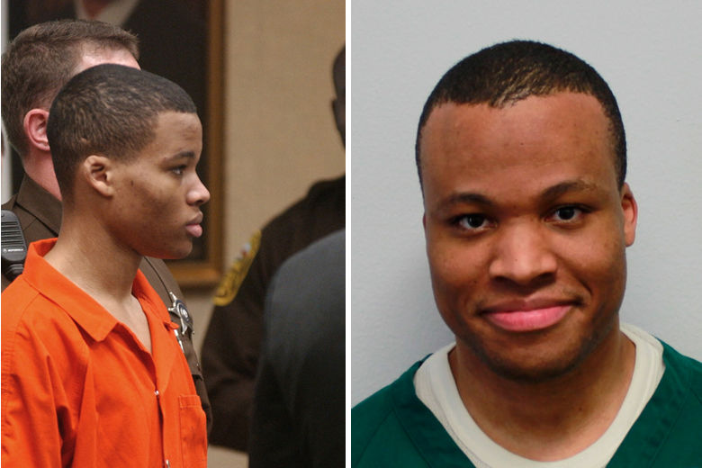 lee boyd malvo - younger and older
