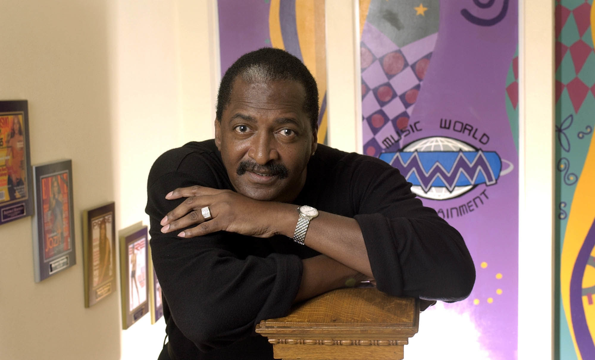 Matthew Knowles speaks on his recent diagnosis and treatment of breast cancer