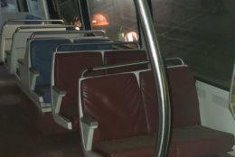metrorail crash