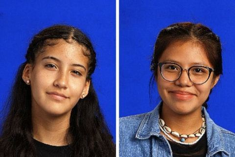 Police looking for 2 Montgomery County girls