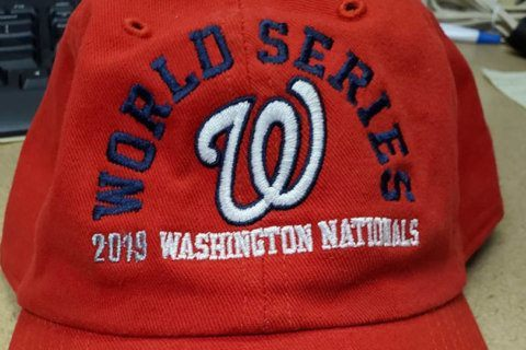 Baseball fans come together to return lost Nats hat with sweet message