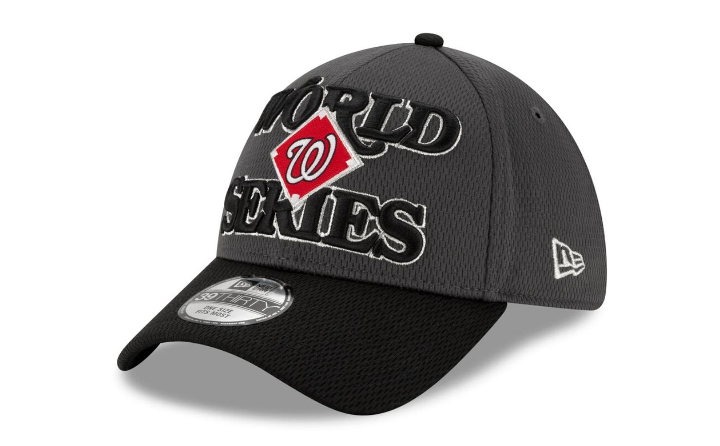 nats gear championship cap