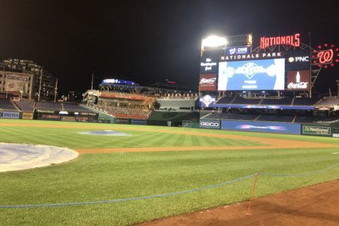 Nats gear up for NL wildcard game; pitcher Barrett plays special role