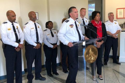 DC police to focus on crime 'hot spots' as part of fall initiative