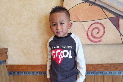 4-year-old boy last seen in Baltimore found in Virginia