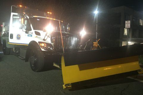 Prince George's Co. crews ready the snowplows for you-know-what