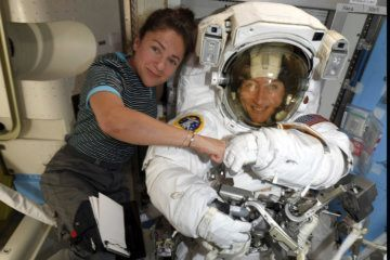 WATCH LIVE: All-female spacewalk at ISS