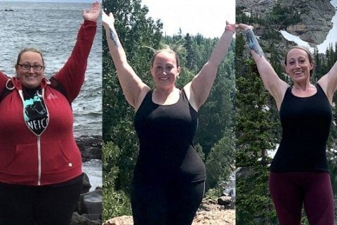 5 tips from a woman who lost more than 200 pounds