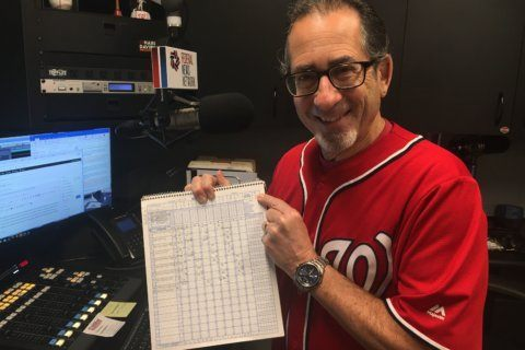 'I'm bleary-eyed, too': A Nationals fan reflects from DC