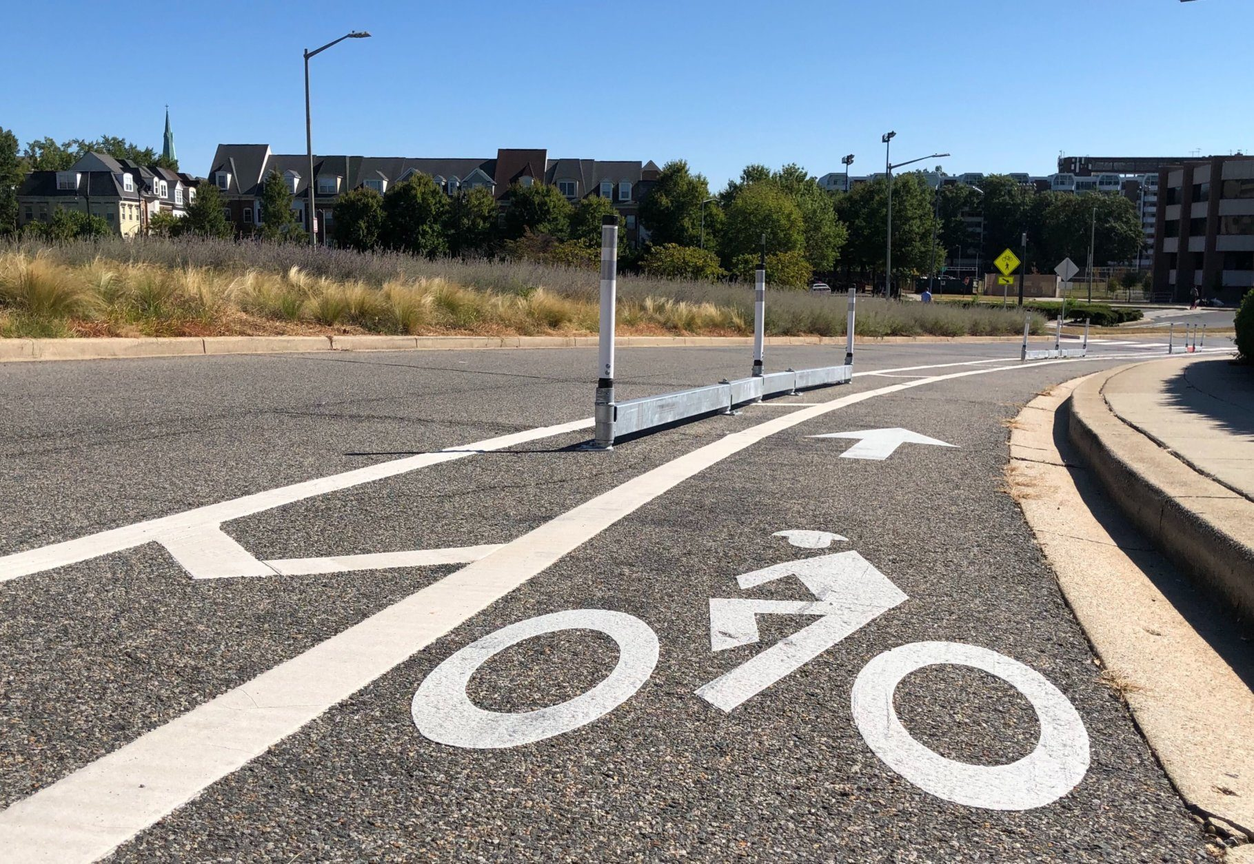 DC implements safety measures to increase cyclist, pedestrian safety