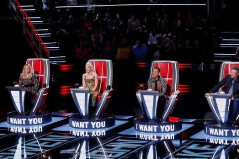 'The Voice' recap: Blake Shelton nabs three artists, but John Legend lands the biggest one of the night