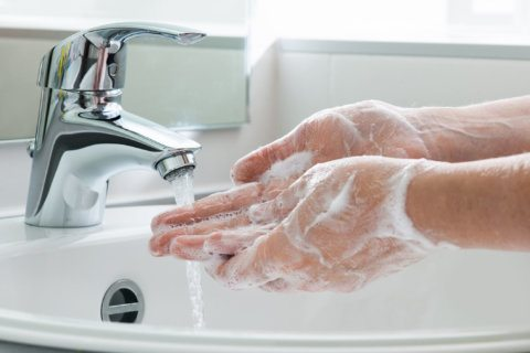 Washing your hands is the best way to stop the E. coli superbug