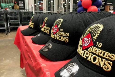Gear up! Where to find Nationals World Series Championship merchandise