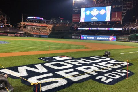 DC excited and prepared for World Series spotlight
