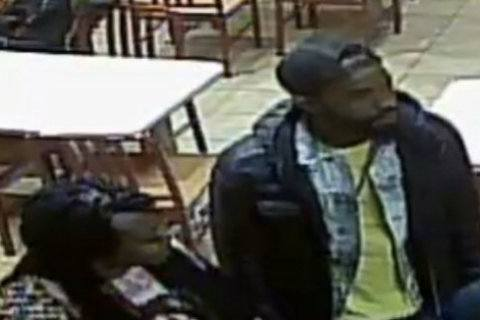 Police release photos of suspect in deadly Popeyes stabbing in Md.
