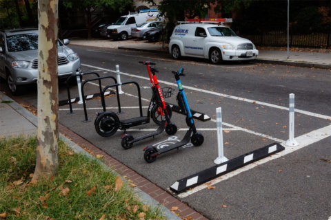 Corrals and 'dismount zones' to curb DC's scooter complaints