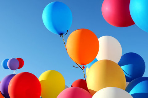 Up and away: Frederick Co. considers banning balloon releases