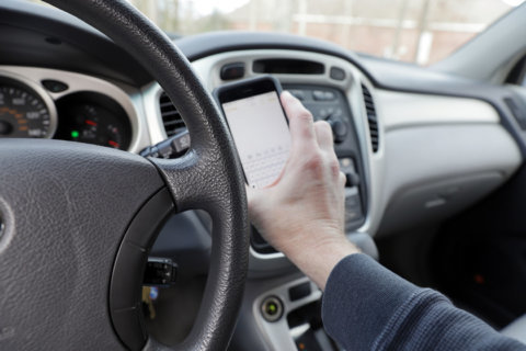 Montgomery County Council member wants to use cameras to crack down on distracted drivers