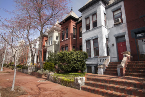 Row-house chop jobs are keeping DC's housing inventory afloat