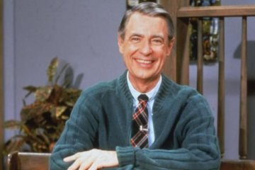 WATCH: Remember when Fred Rogers swapped his sport coat for a knit cardigan?