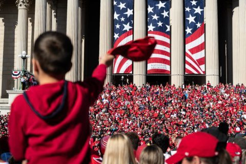 PHOTOS: Nats World Series victory parade in DC