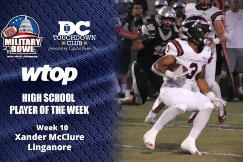 Xander McClure carries Linganore to top seed, Player of the Week
