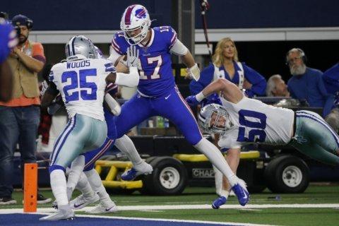 Showdown of NFL's next generation of QBs: Jackson Vs Allen