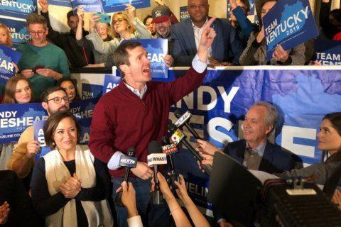 Dealing with GOP legislature next challenge for Beshear