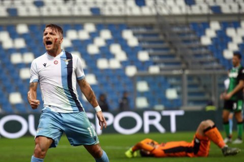 Juventus loss opens title race as Lazio enters the fray