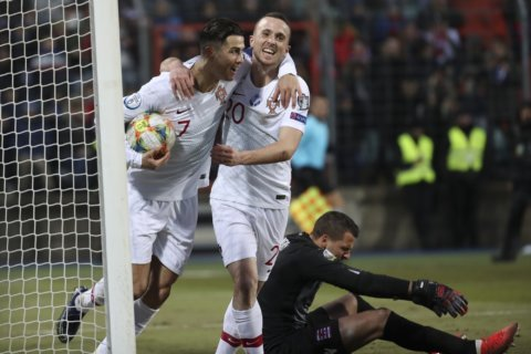 Ronaldo stuck on 99 goals but Portugal through to Euro 2020
