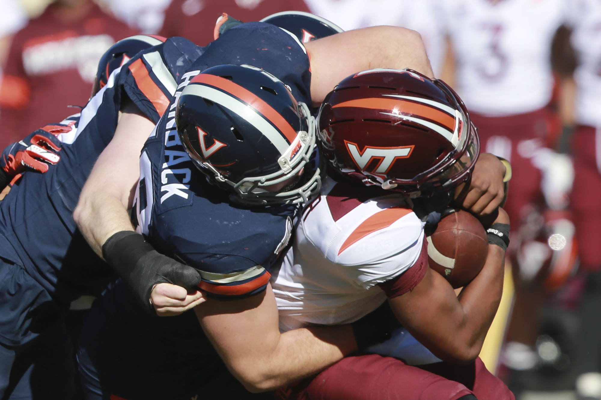 Uva Virginia Tech Football Game Pushed Back Over Covid 19 Concerns Wtop
