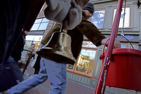 Bells are ringing: Salvation Army Red Kettle has donation option for smartphones