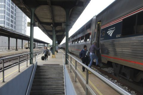 Amtrak offers long-distance flash sale from DC