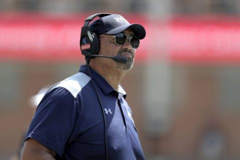 Reports: Howard University football coach Ron Prince resigns