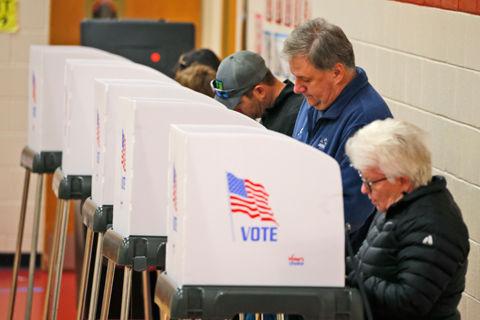 Virginia passes bills making it easier to vote