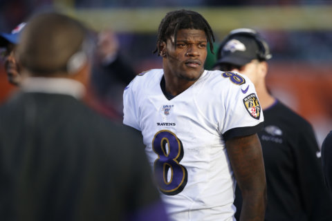 Column: Lamar Jackson is the NFL's human myth buster