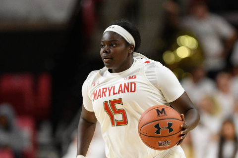 Maryland rallies from 19 down to beat James Madison
