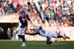 """<p><b><i>Chargers 20</i></b><br /> <b><i>Broncos 23</i></b></p> <p>Even though this result had more to do with <a href=""""https://www.espn.com/blog/los-angeles-chargers/post/_/id/27043/chargers-find-unique-way-to-lose-yet-another-heartbreaker-with-late-pi"""" target=""""_blank"""" rel=""""noopener"""" data-saferedirecturl=""""https://www.google.com/url?q=https://www.espn.com/blog/los-angeles-chargers/post/_/id/27043/chargers-find-unique-way-to-lose-yet-another-heartbreaker-with-late-pi&amp;source=gmail&amp;ust=1575342523390000&amp;usg=AFQjCNGI4mfN2DVAy4bXl9GN8i8A1GV7Cg"""">the Chargers&#8217; uncanny ability to blow games late</a>and with stunning regularity, Drew Lock&#8217;s debut victory made Denver the first team in NFL history to have two quarterbacks start and win their NFL debuts in the same season. Now, if John Elway could actually find a QB worthy of starting multiple games, the Broncos might actually be a good team again.</p>"""