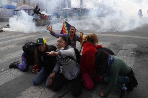 AP Explains: Bolivia aims for a new vote _ without Morales