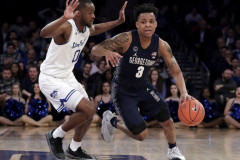 2019-20 Georgetown men's basketball preview