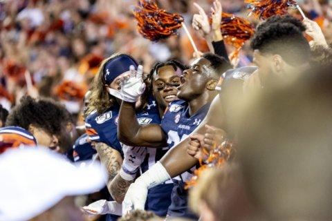 Iron Bowl win a perfect salve for Auburn team, fans