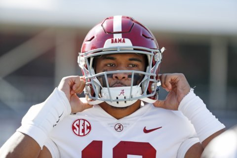 AP Top 25 Takeaways: Don't play blame game with Tua's injury
