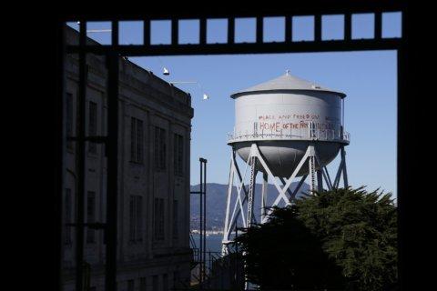 AP Was There: Native Americans take over Alcatraz Island
