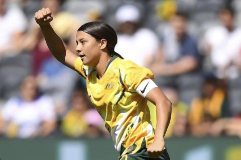 Australia-Chile women's friendly attracts record 20,029 fans