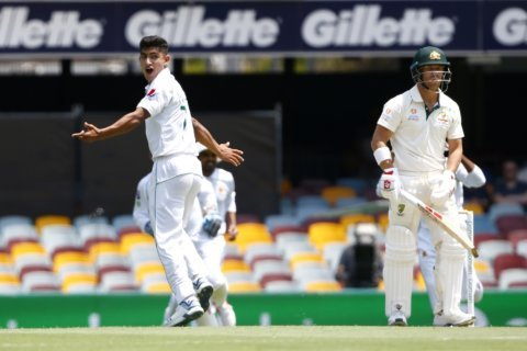 Tough day for a teen; Naseem still waiting for a test wicket